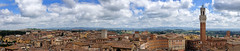 Siena rooftops (BrianEden) Tags: city italy panorama museum clouds italia fuji pano tuscany campo fujifilm siena piazza duomo toscana x100s