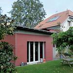 Fiche GE-87 / Agrandissement d'une habitation familiale à Thônex