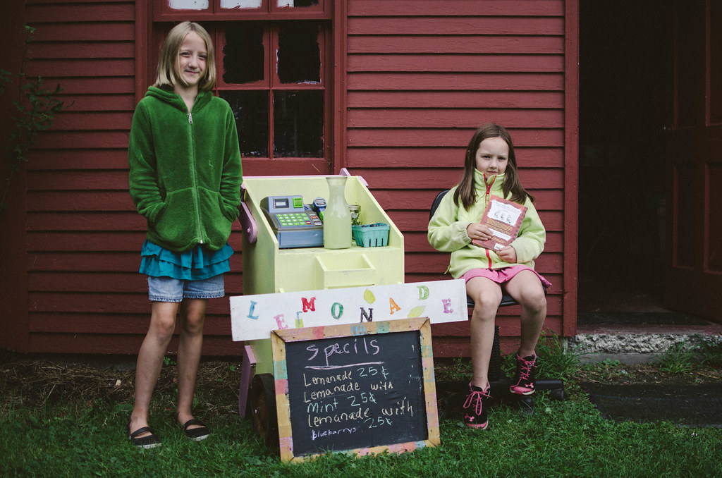 Lemonade Stand by Bre LaRow, on Flickr