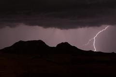 SLEEPING_BEAUTY_UNCROPPED (1 of 1) (John Haggart) Tags: arizona sky rain weather night globe cloudy az thunderstorm lightning