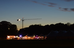 Big Top, The Meadows, Edinburgh (Colin Myers Photography) Tags: festival colin photography scotland edinburgh meadows scottish tent myers edinburghphotography colinmyersphotography