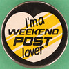 I'm a WEEKEND POST lover (Leo Reynolds) Tags: xleol30x squaredcircle badge button pin sqset097 canon eos 40d 0125sec f80 iso100 60mm grouppins groupbuttons groupbadges hpexif xx2013xx