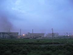 Bokaro Steel Plant (hi_nilabh) Tags: city india plant real cityscape estate steel railway bokaro industries petroleum bihar jharkhand hindustan indianrailway bokarosteelcity chandrapura tupkadih