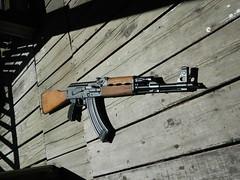 Zastava M70 O-PAP (Cerebralzero) Tags: new england gun control rifle rifles weapon guns weapons firearms zastava guncontrol akm 762x39mm 762x39 m70