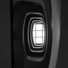 Lovely Way Up (@noutyboy (Instagram)) Tags: summer bw white abstract black holland netherlands monochrome canon spiral eos europe utrecht zwartwit nederland august staircase f28 trap 550 trappenhuis 1755mm nout 2013 550d apollohotel eos550d noutyboy thenterlands