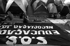 Ocupao ALERJ (Luiz Baltar) Tags: riodejaneiro canon 7d greve sepe professores baltar ocupao alerj pezo imagensdopovo luizbaltar