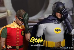 Batman y Robin  (1966): 1/6th scale Collectible Figure (Acero y Magia) Tags: scale robin y 1966 figure batman collectible 16th wwwaceroymagiacom