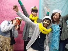 CSLI Carnival Graduation Party