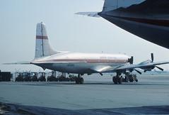 N3549H | Douglas DC-6B(F) | Zantop International (cv880m) Tags: newyork newark ewr douglas dc6 zantop propliner c118 n3549h