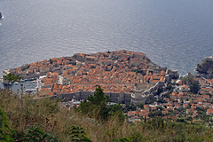 Old City of Dubrovnik (TonyKRO) Tags: sea croatia dubrovnik adriatic walledcity dalmationcoast pearloftheadriatic oldcityofdubrovnik