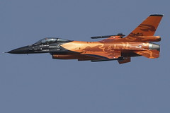Dutch F16 J-015 (John Ambler) Tags: netherlands tattoo force air royal f16 international fairford riat 2013 at j015