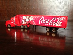 Coca Cola Promotional Christmas / Holidays Model Articulated / Big Rig Truck (firehouse.ie) Tags: christmas xmas scale metal natal truck festive toy toys navidad miniature big promo model holidays die cola models coke noel christian vehicles cast rig vehicle always cocacola trailer promotional item coca articulated trailers 18wheeler kenworth diecast holidaysarecoming tractorunit ttucks