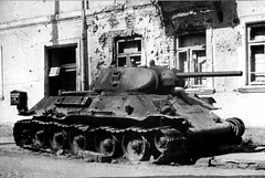 """Tank T-34 (93) • <a style=""""font-size:0.8em;"""" href=""""http://www.flickr.com/photos/81723459@N04/10322599484/"""" target=""""_blank"""">View on Flickr</a>"""