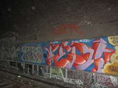 ZERO / SCOR (Same $hit Different Day) Tags: graffiti bay san francisco area zero hng scor