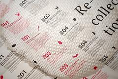 Recollection (acstdesign) Tags: bookcover recollection artdirection bookdesign editorialdesign  taiwanelearninganddigitalarchivesprogram