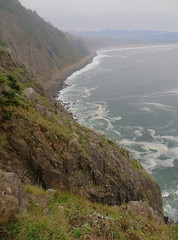 the big stretch to manzanita (carolyn_in_oregon) Tags: oregon pacificocean oswaldweststatepark neahkahniemountain