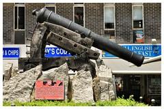 Gibraltar (vadim.klochko) Tags: greatbritain travel history tourism canon spain mediterranean fort culture cannon british therock britisharmy gibraltar travelphotography                  snapseed vadimklochko