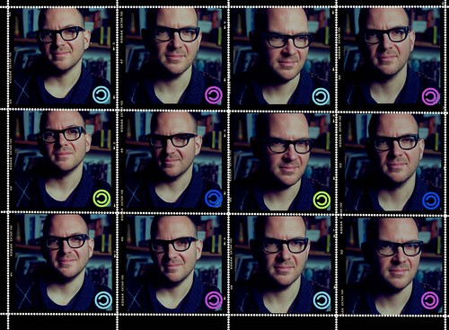 Cory Doctorow International Postage Stamps