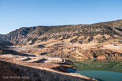 Embalse de las Parras (Jose Antonio Abad) Tags: espaa naturaleza nature paisaje teruel lanscape aragn pblica cuencasmineras pajazo martndelro josantonioabad