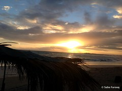 Sunrise, Sunrise...I can see it in your eyes... (SabaF.) Tags: sunrise dominican beachsunrise
