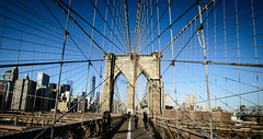 Brooklyn Bridge (Paco_X) Tags: nyc bridge newyork brooklyn brooklynbridge