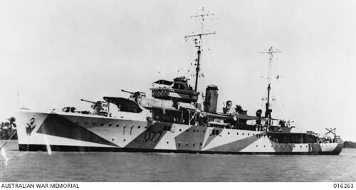 HMAS YARRA 016263