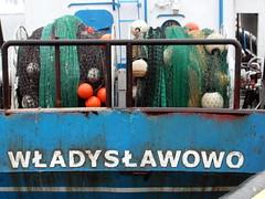wladyslawowo (1) (kexi) Tags: blue white green port harbor boat december samsung poland balticsea baltic nets buoys wladyslawowo instantfave 2013 buoyant wb690