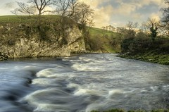 Burnsall (Dave2638) Tags: water river landscape scenic limestone yorkshiredales burnsall
