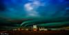 Adsorviendo Nubes (Fran Ramos.) Tags: naturaleza azul canon atardecer golden agua nubes cielos humo vapor fabrica tierra tomelloso cuidadreal goldenart franramos adsorver
