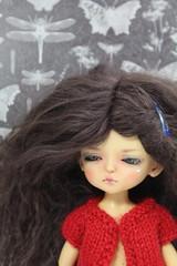 Sigh <3 (Reallusion) Tags: vampire wig tiny miel bjd latidoll lati yosd latiyellow