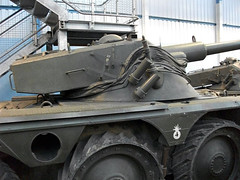 """Panhard EBR Armoured Car (20) • <a style=""""font-size:0.8em;"""" href=""""http://www.flickr.com/photos/81723459@N04/12461187713/"""" target=""""_blank"""">View on Flickr</a>"""