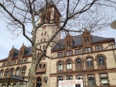 Boston - Central Square - City Hall (Polterguy30) Tags: cambridge boston cityhall massachusetts