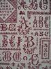 ABC Sampler5 (ingrid.germonprez) Tags: crossstitch pointdecroix puntocroce kreuzstich kruissteek