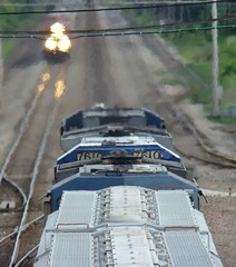 DSC03280 (jdfordham69) Tags: bridge train railyard heatwaves