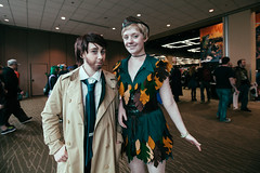 Emerald City Comicon day 1 (JoshuaLewis) Tags: city 1 day emerald comicon