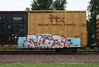 Jlive (quiet-silence) Tags: railroad art train graffiti railcar boxcar graff freight tbox ttx fr8 jlive obq tbox662532