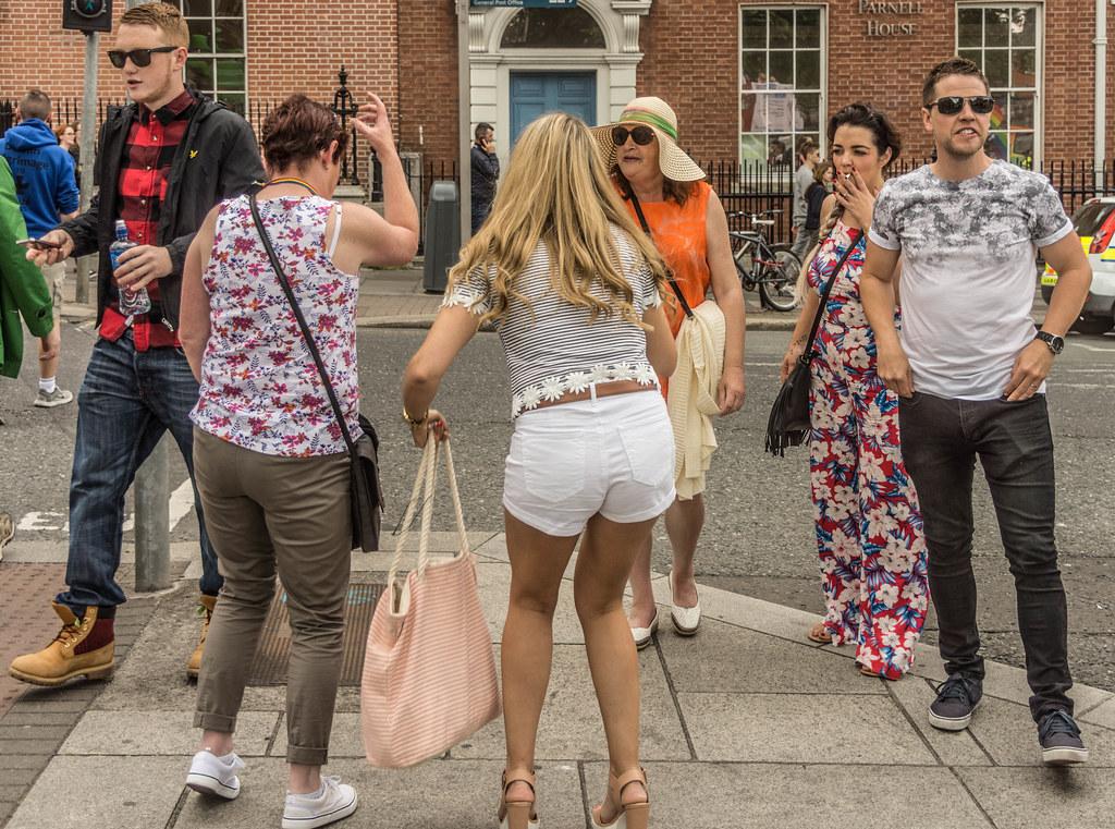 DUBLIN 2015 LGBTQ PRIDE PARADE [THE BIGGEST TO DATE] REF-105937