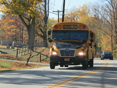 Washingtonville CSD #373 (ThoseGuys119) Tags: vision bluebird schoolbus propane washingtonvilleny washingtonvillecsd nybussales