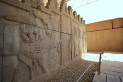 Bas-relief @ Persepolis