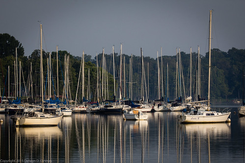 reflection sailboat sunrise tennessee wilsoncounty mountjuliet sunsetharbor oldhickorylake