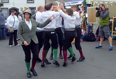 Morris Dancers in Penrith (Tony Worrall) Tags: show county uk england people music food festival fun town dance stream tour open dancers place candid country north visit location event cumbria area annual visitors northern update past quirky cumberland attraction penrith relic olden westmorland penrithonaplate welovethenorth 2015tonyworrall penrithfoodfestival