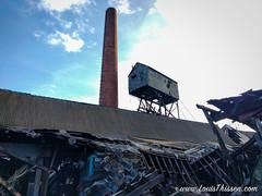 2017-03-02 17.31.05 (Louis Thissen) Tags: ardoiserie martelange urbex abandonne wallonie belgique usine ardoise pierre traitement