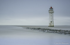 New Brighton Lighthouse (foxygp) Tags: seascape longexposure newbrighton perchrock wirral