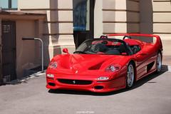 Cars and Coffee Monaco (MonacoFreak) Tags: monaco montecarlo cotedazur frenchriviera cars ferrari f50