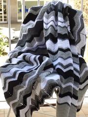 MANTA DE GANCHILLO (el.gallinero) Tags: manta manualidades ganchillo crochet handmade hechoamano lana artesania regalos
