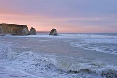 _DSF0257 (Martin P Perry) Tags: sea bay freshwater freshwaterbay coast coastline waves morning sunrise