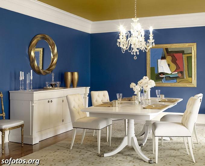 Salas de jantar decoradas (161)