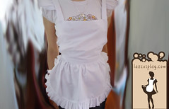 [Tutorial] Maid Apron (Laz Cosplay) Tags: costume do cosplay apron how tutorial lazcosplay