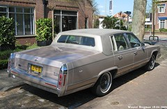 Cadillac Fleetwood Brougham 1991 (XBXG) Tags: auto old usa classic netherlands car vintage us automobile nederland voiture cadillac american 1991 heemstede paysbas fleetwood ancienne brougham américaine cadillacfleetwood tfhd01