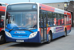 Stagecoach North East - 24111 - NK09 FMC (Transport Photos UK) Tags: bus coach adamnicholson flickr travel nikond3000 transportphotosuk vehicle stockton adamnicholsontransport photos uk transport